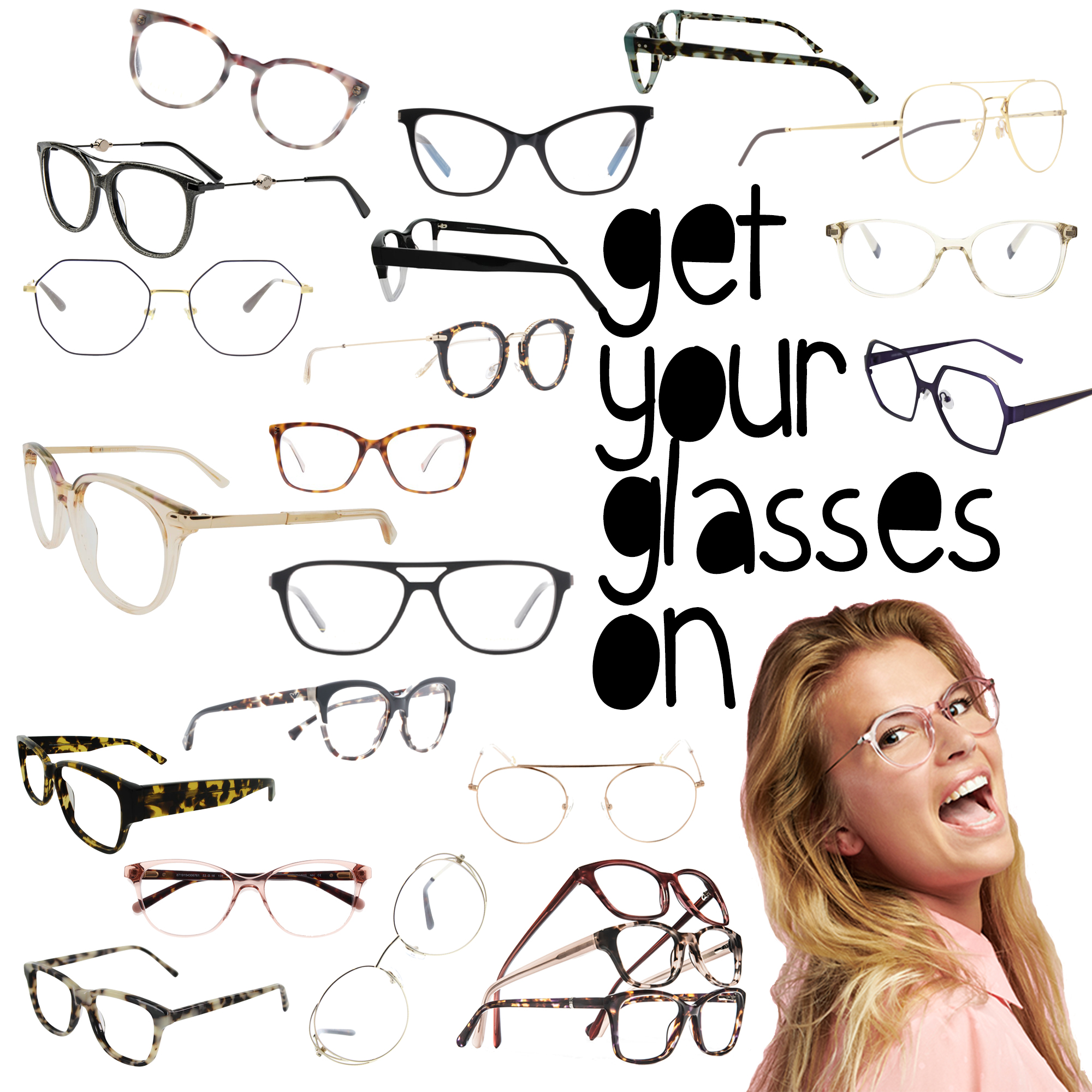 Get your glasses on!